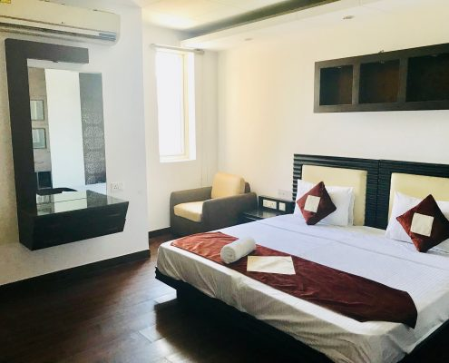 Olive Serviced Apartments Noida