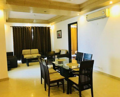 Service Apartments Noida
